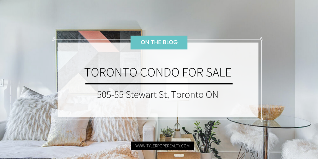 blog on toronto condo for sale